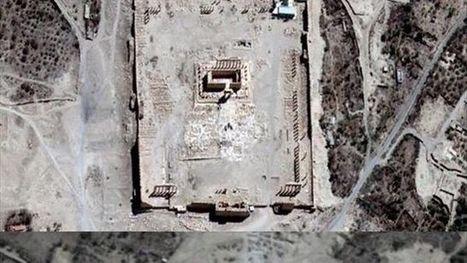 La ONU confirma que el principal templo de Palmira ha sido destruido | Mundo Clásico | Scoop.it