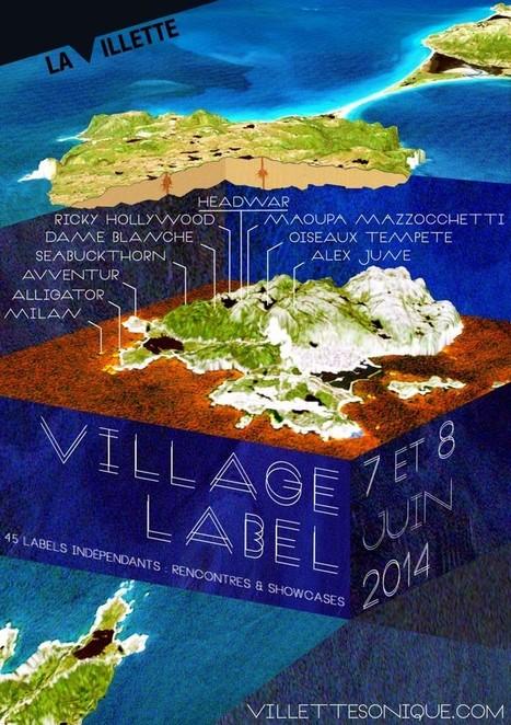Village Label de la Villette Sonique samedi 7 juin 2014 à 19h00 > Headwar !   Headwar   Scoop.it
