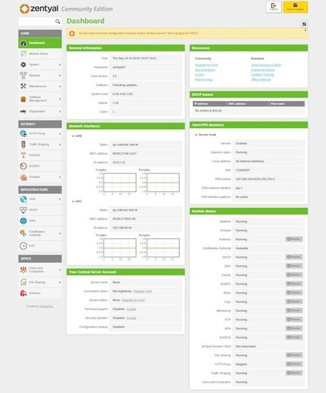 30 Cool Open Source Software I Discovered in 2013 | Software | Scoop.it