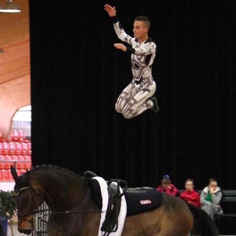 Cuigy-en-Bray [Vidéo] Jeux équestres mondiaux : Erwan Andrès en appelle aux dons pour participer | Cheval et sport | Scoop.it