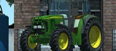 John Deere 5100R Mod | FS2013Mods | Farming Simulator 2013 Mods | Scoop.it