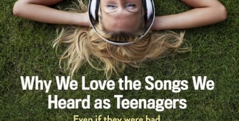 Why do we love the music we heard as teenagers? - Bubblews   Music to work to   Scoop.it