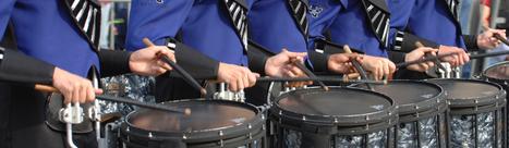 "Why I ""P.E.E."" During My Drumline Performances | Drumline | Scoop.it"