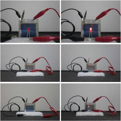 Self-powered smart window also functions as a self-rechargeable transparent battery | Science technology and reaserch | Scoop.it