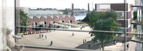 Les Capucins à Brest, un nouveau quartier au coeur de Brest avec un espace de loisirs et de culture dans les anciens ateliers industriels.   Projet urbain   Scoop.it