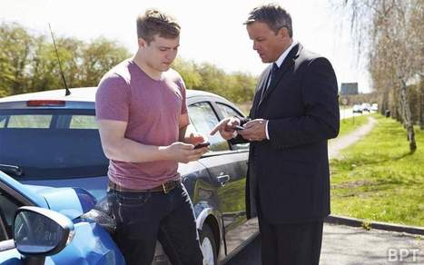 Auto Bits: How to protect yourself from uninsured drivers | Olympia Personal Injury Lawyer | Scoop.it