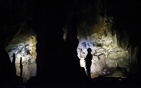 Chauvet-Pont-d'Arc Cave, France: see how Stone Age man mastered the art - Telegraph.co.uk | Ancient Origins of Science | Scoop.it