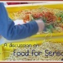Discussion on food use in the early childhood classroom | Teach Preschool | Scoop.it
