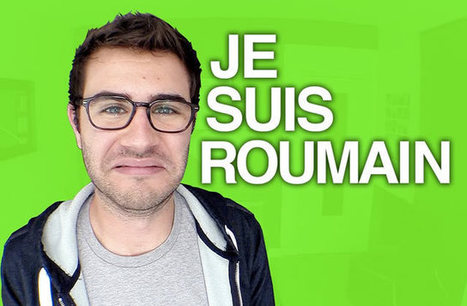 Cyprien stigmatise les Roms, et c'est foutrement dommage [MÀJ] | Rouge&Small on the web again | Scoop.it