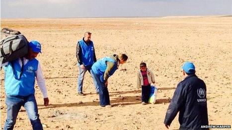 Un enfant de 4 ans traverse seul le désert | sites favoris | Scoop.it