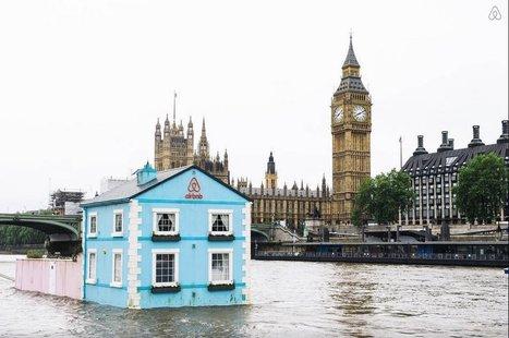 Quand Paris lutte contre Airbnb, Londres l'accueille à bras ouvert (et Airbnb sait dire merci) | Economie Responsable et Consommation Collaborative | Scoop.it