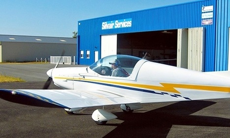 Pilotez un Pioneer 300 : Silvair à #Châtellerault   Chatellerault, secouez-moi, secouez-moi!   Scoop.it