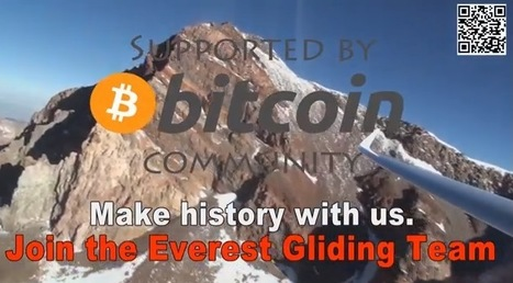 Expedition wants to take Bitcoin to the top of the Himalayas | Bitcoin Examiner | Letragraphic | Scoop.it