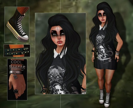 [110] tHe DaRK HeaRT | sL fashion | Scoop.it