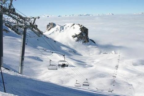 Domaines skiables de France : Top 5 des stations de ski les plus fréquentées | Actu Tourisme Loisirs | Scoop.it