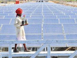 Solar tariff drops to an all-time low of Rs 4 a unit - The Economic Times | Energy, Infrastructure & Technology | Scoop.it