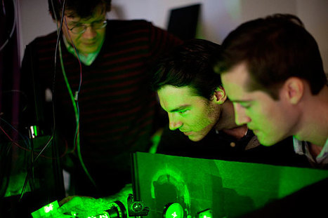 Quantum computing, no cooling required | Security And Technology From the Web | Scoop.it