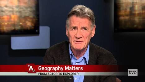 Michael Palin: Geography Matters | GTAV Why stu... | AP Human Geography Petrides | Scoop.it