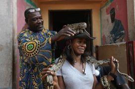 Snakes, sacrifices and sales: Benin Voodoo festival is a vibrant mix - Fox News   West Africa: Tourism   Scoop.it