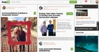 Scoop.it évolue : une nouvelle version pour un contenu plus pertinent | Going social | Scoop.it