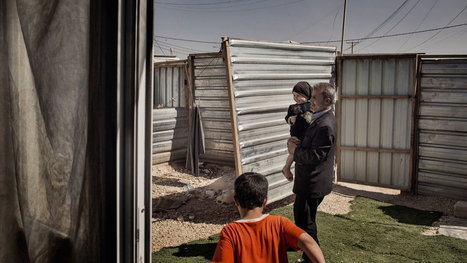 Refugee Camp for Syrians in Jordan Evolves as a Do-It-Yourself City | Geography Education | Scoop.it