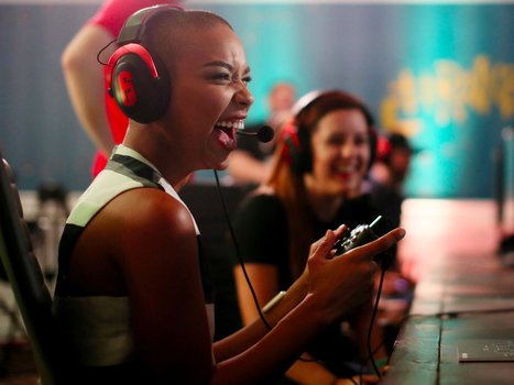 9 ways to boost your intelligence by playing video games - Business Insider | Research Capacity-Building in Africa | Scoop.it