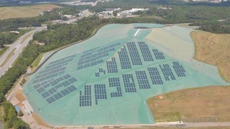 Geomembrane Technology Creates Solar-Powered Landfills | Sustainable Technologies | Scoop.it