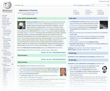 Everything You Need To Know About Wikipedia And More | Libraries In the Middle | Scoop.it
