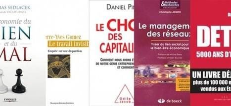Prix Fondation ManpowerGroup / HEC Paris 2014 : les 5 livres sélectionnés | Entretiens Professionnels | Scoop.it