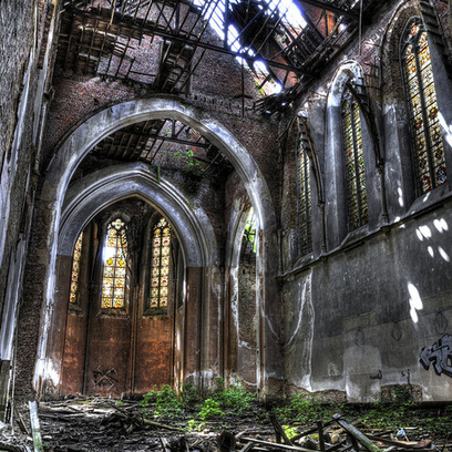 Beyond Castles: 7 Abandoned Wonders of the European Union | Abandoned Houses | Scoop.it