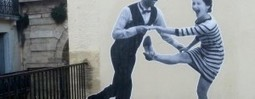 FRANCE : la profession de foi d'Al Sticking - World Street Art by ... | M2 Arts et Culture | Scoop.it