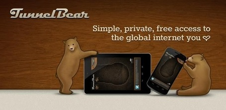 TunnelBear VPN - Applications Android sur Google Play | Android Apps | Scoop.it