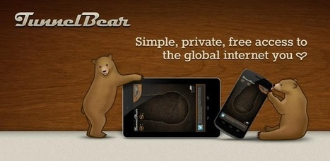 TunnelBear VPN - Applications Android sur GooglePlay | Android Apps | Scoop.it