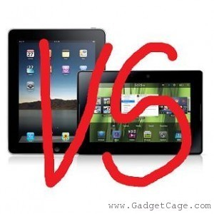 iPad vs Playbook | Apple iPad 2 vs Blackberry RIM Playbook: The Tablet War | Gadget Cage | Technology and Gadgets | Scoop.it