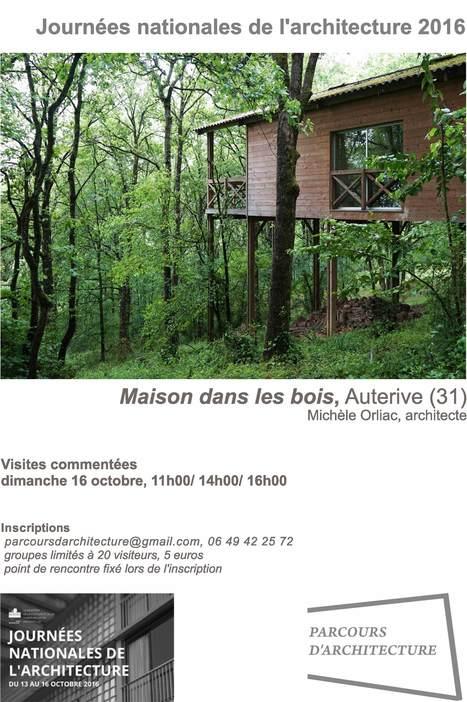 Journées nationales de l'architecture   Architectures moderne et contemporaine parcoursdarchitecture.over-blog.com   Scoop.it