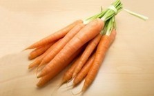 """Carrots Reduce Risk of Cardiovascular Disease in 10-Year Study (""""why let rabbits have all the fun?"""")"""