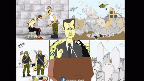Syrian Dark Humor and the Elections - Global Voices Online | funny | Scoop.it