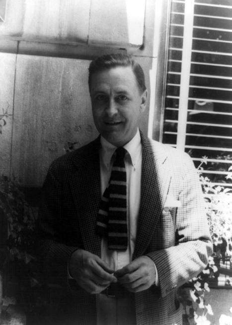 Une nouvelle inédite de F. Scott Fitzgerald publiée 75 ans après | BiblioLivre | Scoop.it
