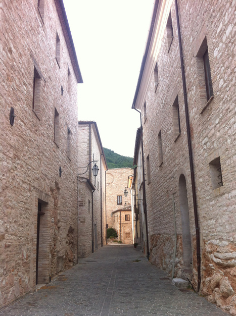 Tiny beautiful Genga | A place in Le Marche to visit without a reason | Le Marche another Italy | Scoop.it