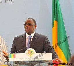 Message de nouvel an prononcé par le président Macky Sall  - Agence de Presse Sénégalaise | Médiathèque UNHCR Sénégal | Scoop.it