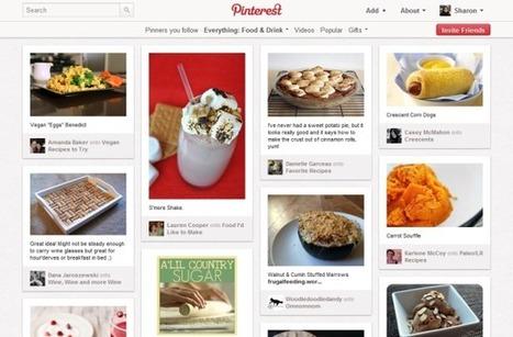 Five Pinterest tips to heighten your pinning addiction | More TechBits | Scoop.it