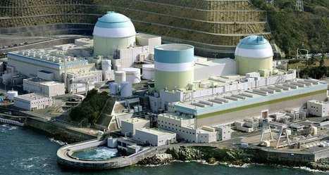 Au Japon, le lent redémarrage du nucléaire - les Echos | Actualités écologie | Scoop.it