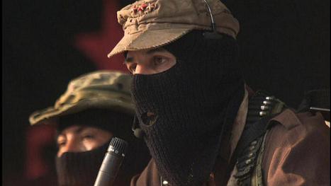 BBC Mundo - Noticias - México: frenar la violencia narco, ¿la nueva cruzada zapatista? | Indigenas en Mexico | Scoop.it
