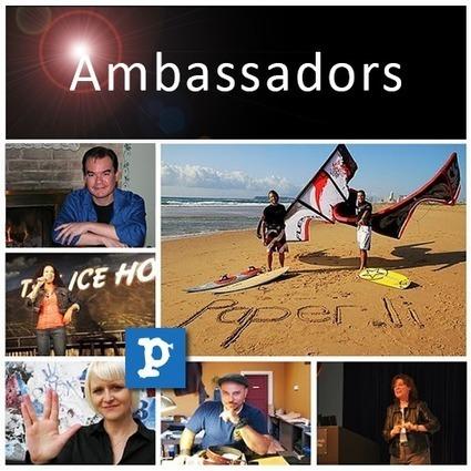 Learn How Paper.li Created its Brand Ambassador Program Today ... | Web Tech | Scoop.it