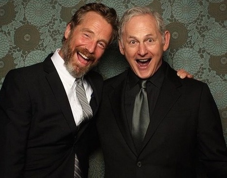 PHOTOS: Victor Garber Married Rainer Andreesen, His Partner Of 16 Years | Gay Relevant | Scoop.it