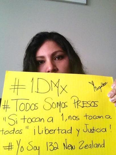Orquidea Nallely Gabriela Tamayo Mortera's Photos   Facebook   Yo soy 132 #TodosSomosPresos   Scoop.it