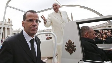 Pope dismisses Swiss Guard chief | enjoy yourself | Scoop.it