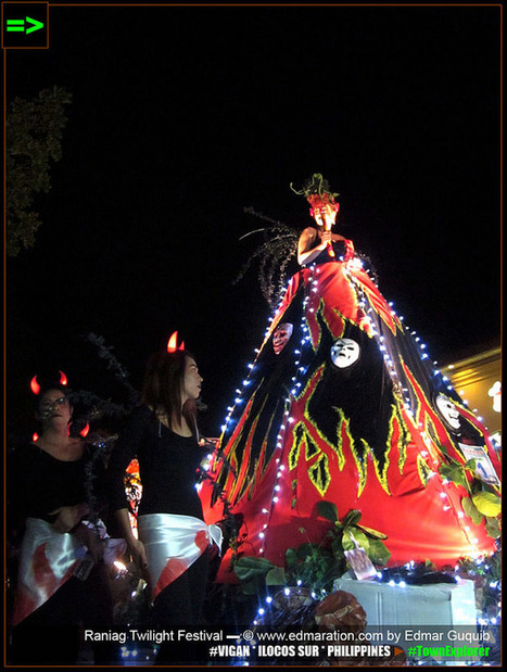[Vigan] Raniag Twilight Festival 2013: Float Parade - Photo Coverage | #TownExplorer | Exploring Philippine Towns | Scoop.it