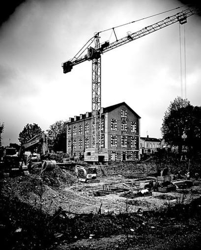 L'éco-quartier Baudens, entre mixité sociale et fonctionnelle, ouvert ... | quartiers durables | Scoop.it