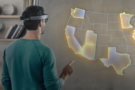 Labs Spotlight: The Future of Augmented Reality   Narration transmedia et Education   Scoop.it